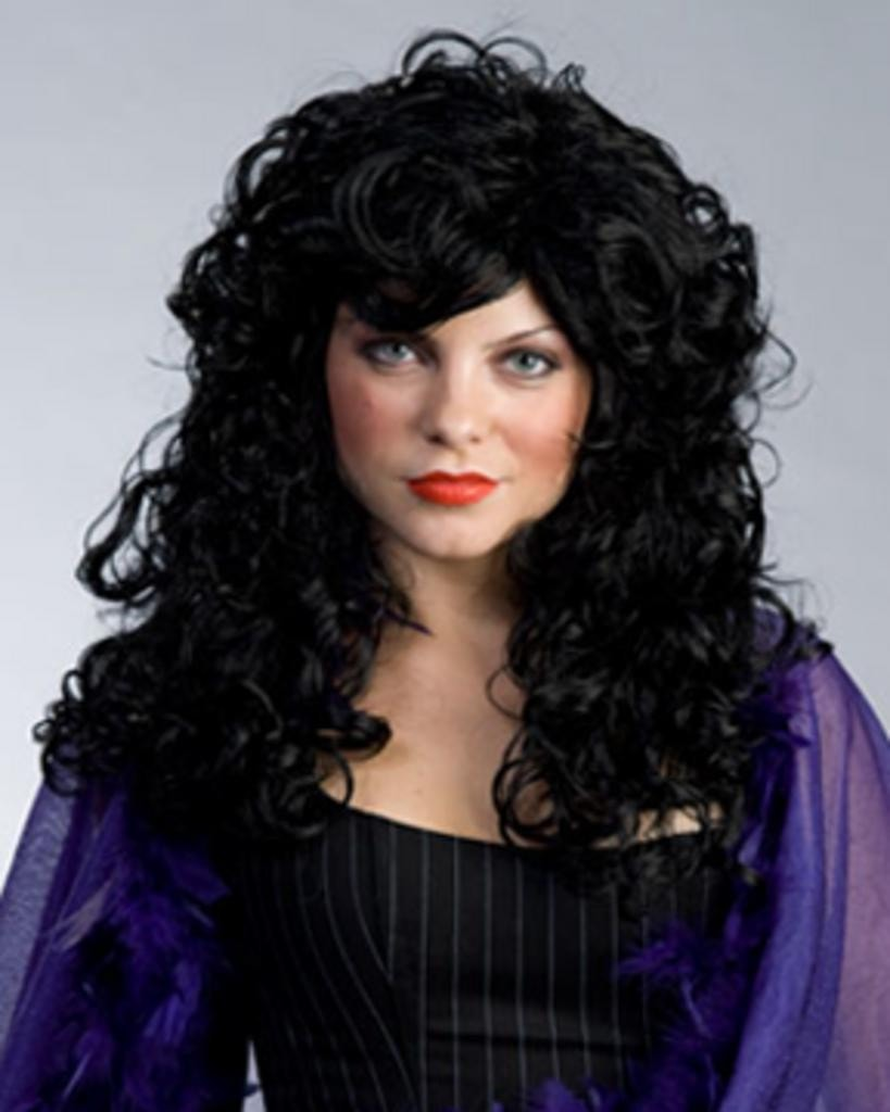 Peg Bundy Saloon Gal by Enigma Costume Wigs