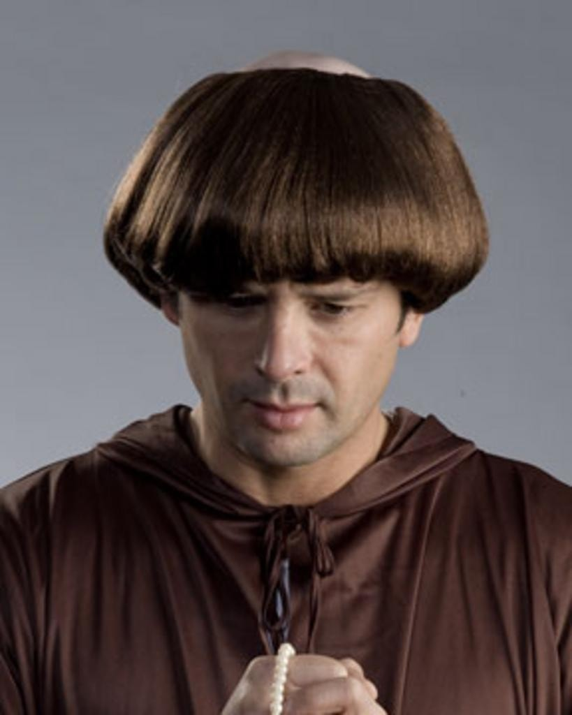Monk Spanish Friar Tuck By Enigma Costume Wigs Maxwigs