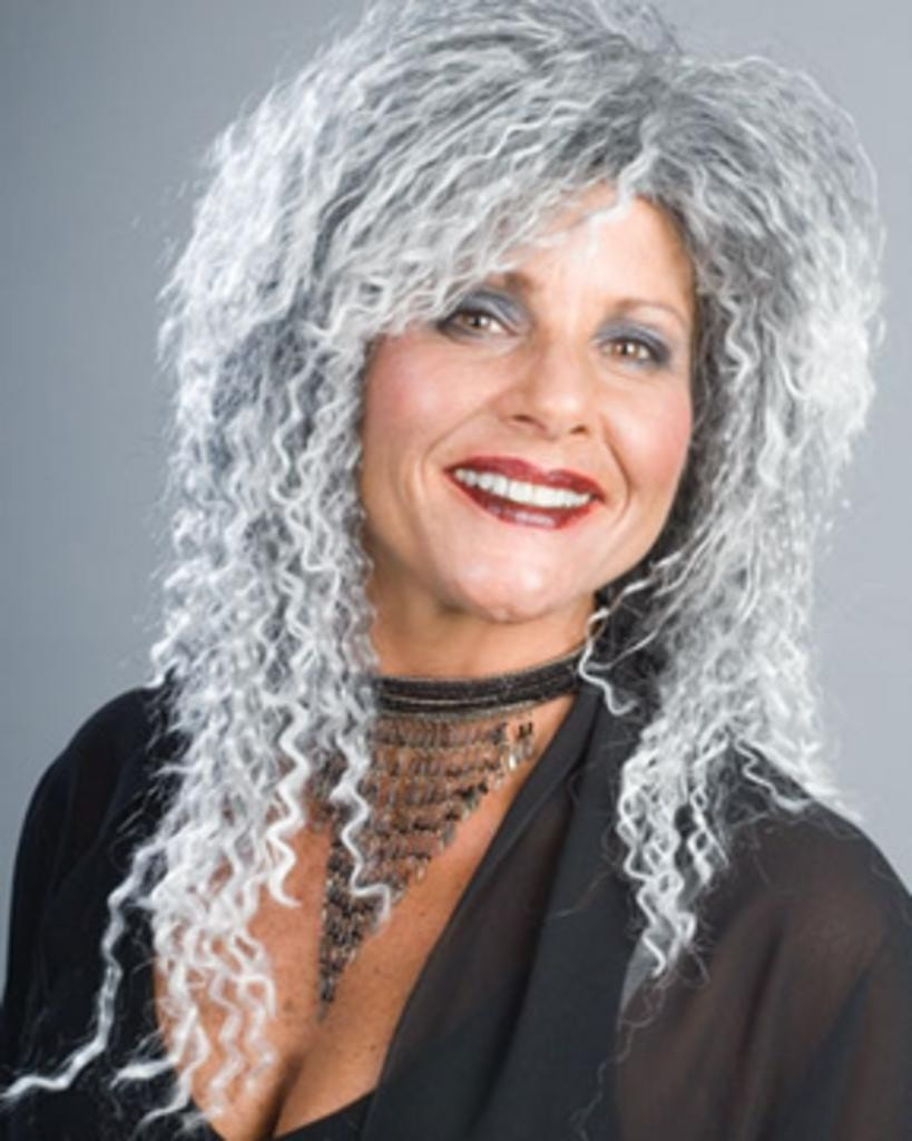 Addams Family Grandma Wig Witch by Enigma Costume Wigs
