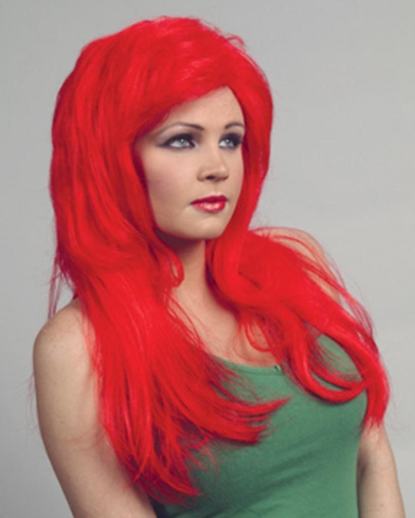 Mermaid Deluxe by Enigma Costume Wigs