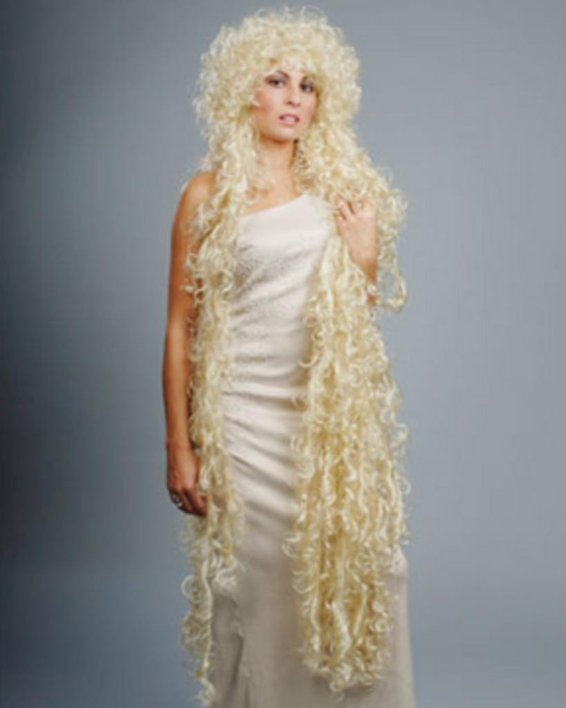 Rapunzel by Enigma Costume Wigs