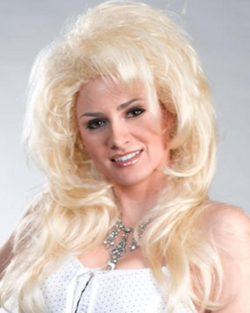 New Dolly Parton by Enigma Costume Wigs