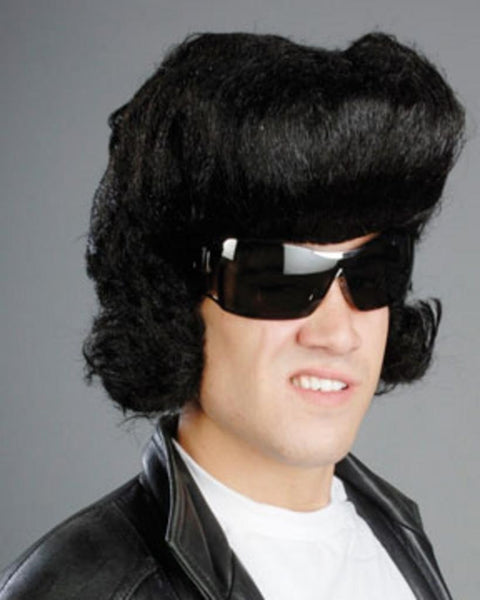 70's King Elvis Pomp by Enigma Costume Wigs