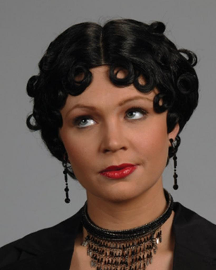 Betty Boop Flapper 1920s by Enigma Costume Wigs