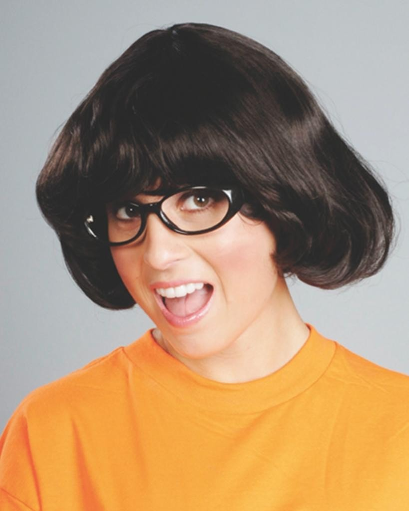 Velma Scooby Doo Wig by Enigma Costume Wigs