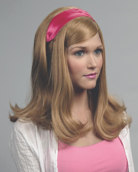 Daphne Scooby Doo Wig Dafne 1950s by Enigma Costume Wigs