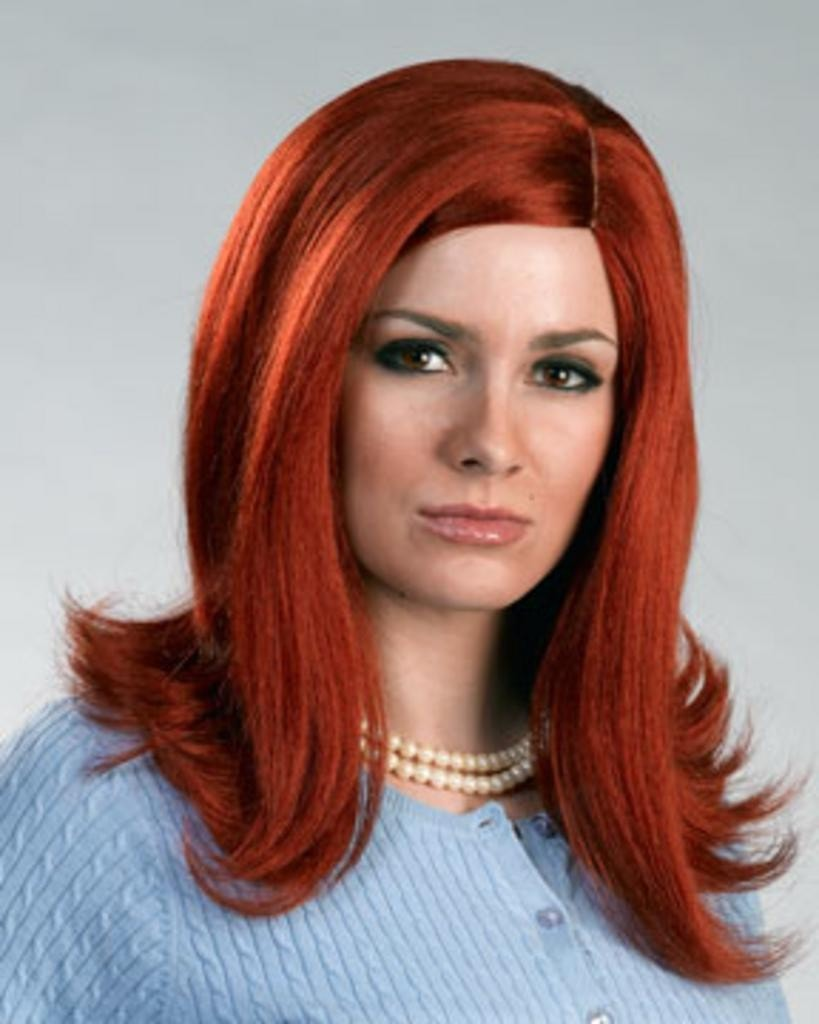 Bree Housewives Cross by Enigma Costume Wigs
