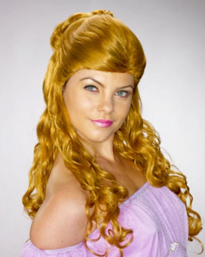 Elly May Clampett by Enigma Costume Wigs