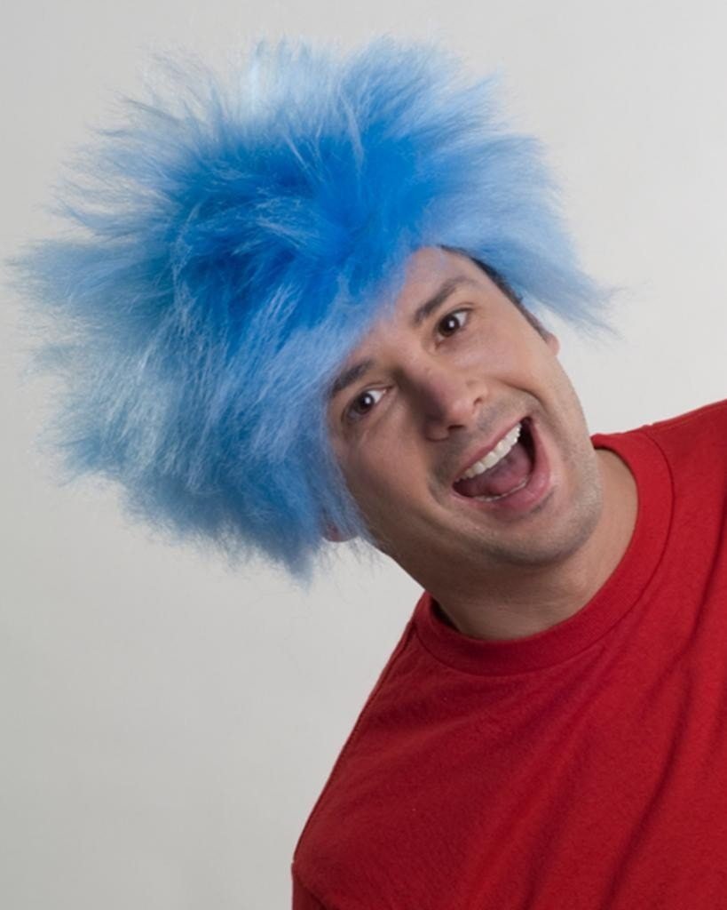 Thing Dr. Suess by Enigma Costume Wigs