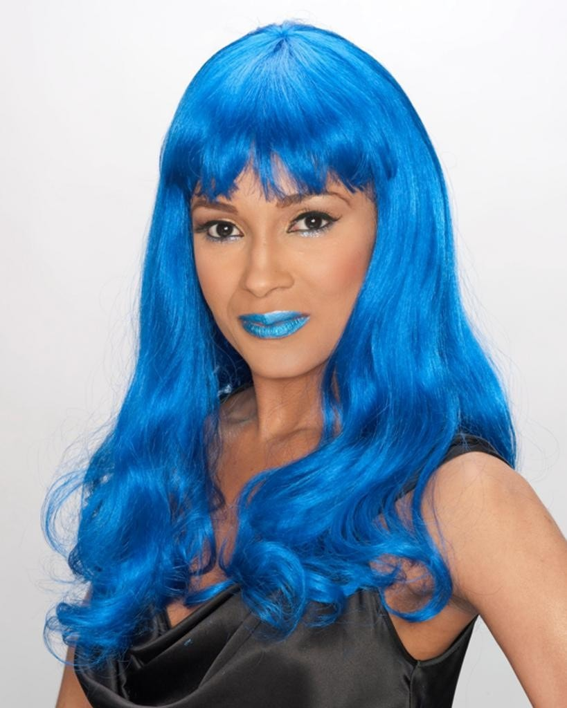 Kat Rock Katy Perry by Enigma Costume Wigs