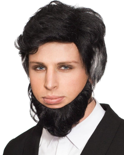 Abe by Enigma Costume Wigs