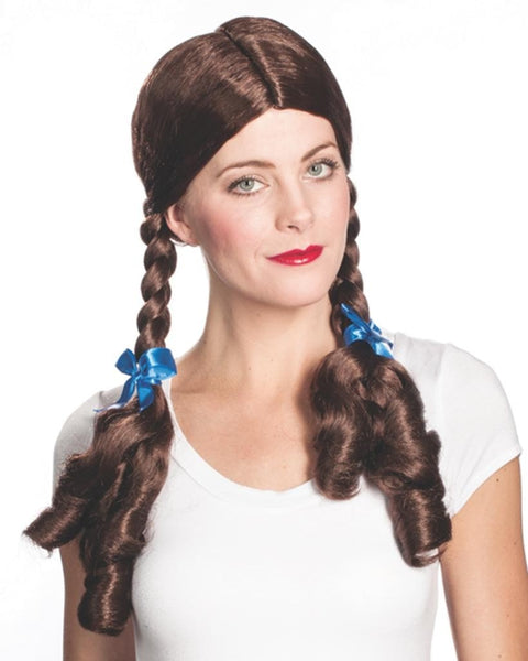 Dorothy Kansas Girl Oz by Enigma Costume Wigs