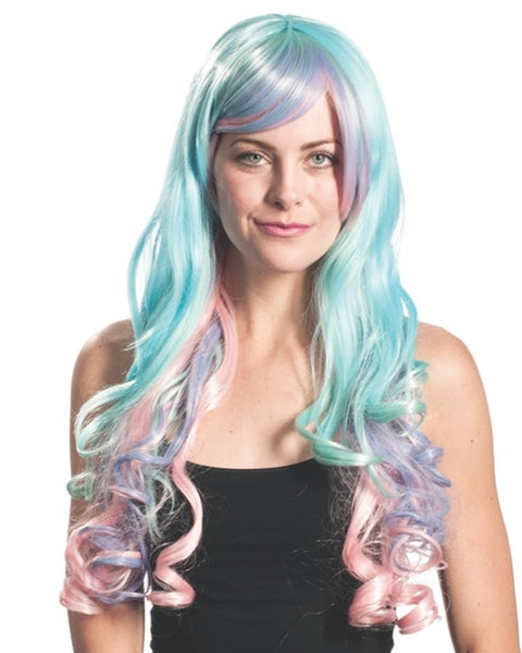 Celestia Wig Princess Little Pony by Enigma Hairpieces