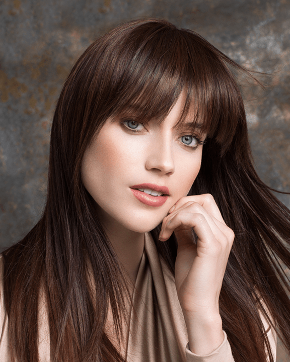 Ellen Wille True - Bang Hairpiece - MaxWigs