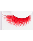 Sepia Wicked Eyelashes Red - MaxWigs
