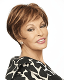 Excite Monofilament Boy Cut Short by Raquel Welch Wigs