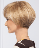 Eva Gabor Folly - Angeled Cut Bob with Bangs - MaxWigs