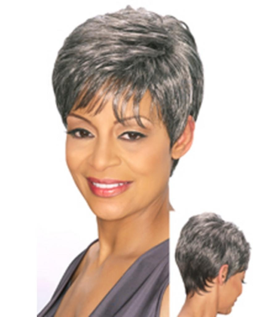 Edna CLEARANCE by Foxy Silver Wigs