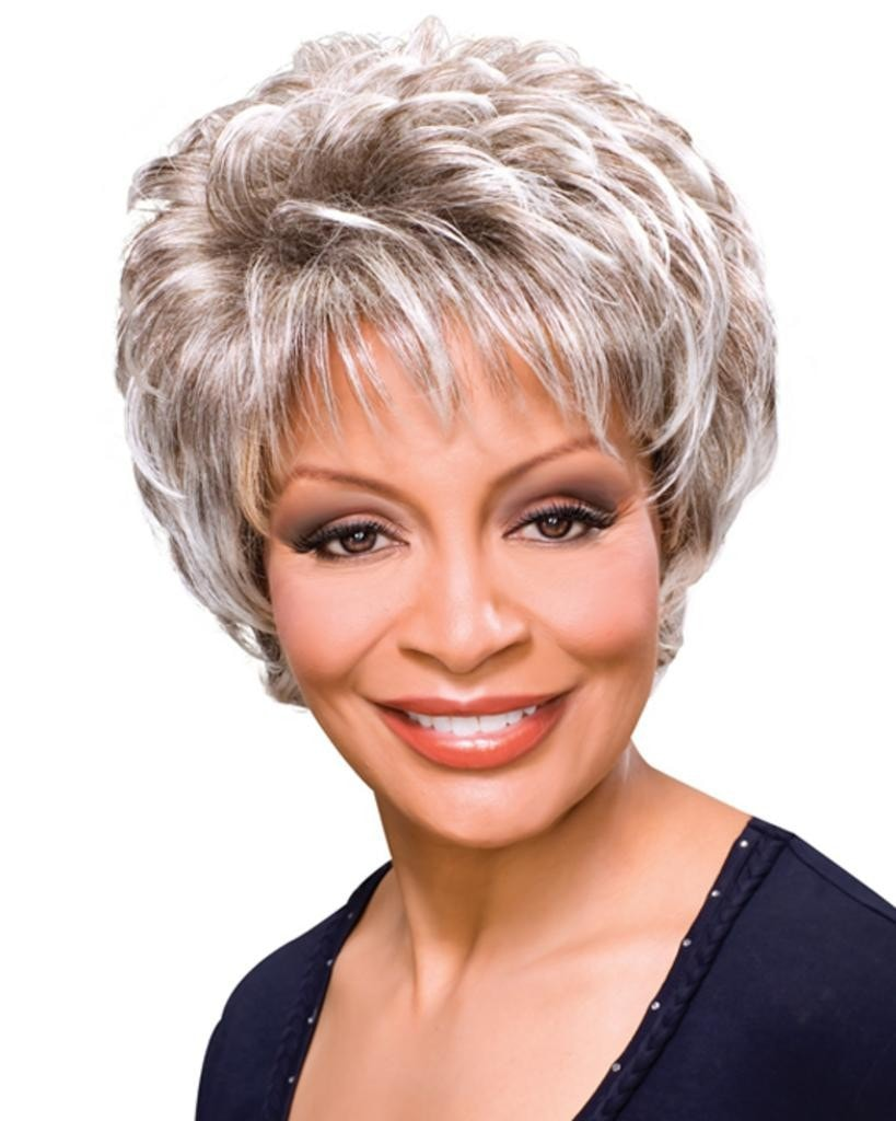 Gail CLEARANCE by Foxy Silver Wigs