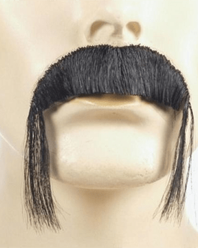 Lacey Costume Fu Manchu Discount Synthetic Handmade Mustache CLEARANCE - MaxWigs