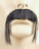 Lacey Costume Fu Manchu Discount Synthetic Handmade Mustache - MaxWigs