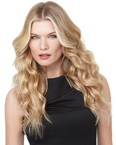 18 Inch 10 Piece Remy Human Hair by HairDo Hair Extensions