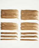 Put On Pieces 10 Piece 18 Inch Hair Extensions - MaxWigs