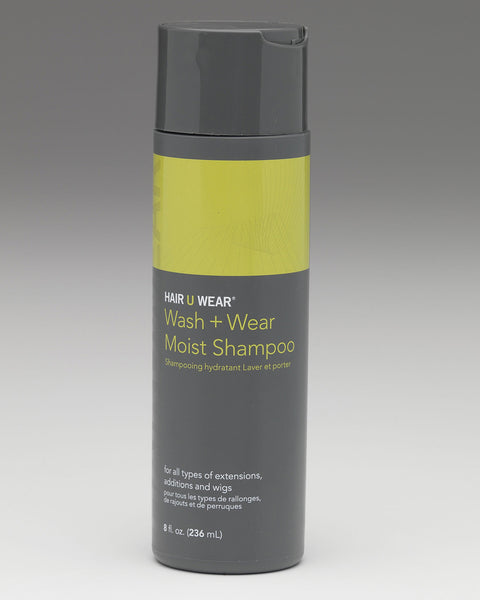 Wash and Wear Shampoo