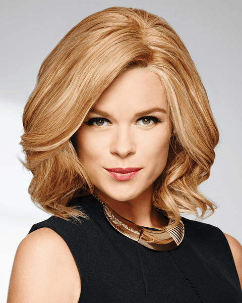 Raquel Welch Headliner Wig - Human Hair Lace Front Hand Tied - MaxWigs