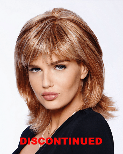 Raquel Welch Infatuation - Monofilament Razor Cut - MaxWigs