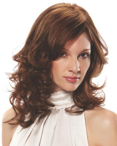 Isabella - Human Hair Hand Tied Monofilament by Jon Renau Wigs