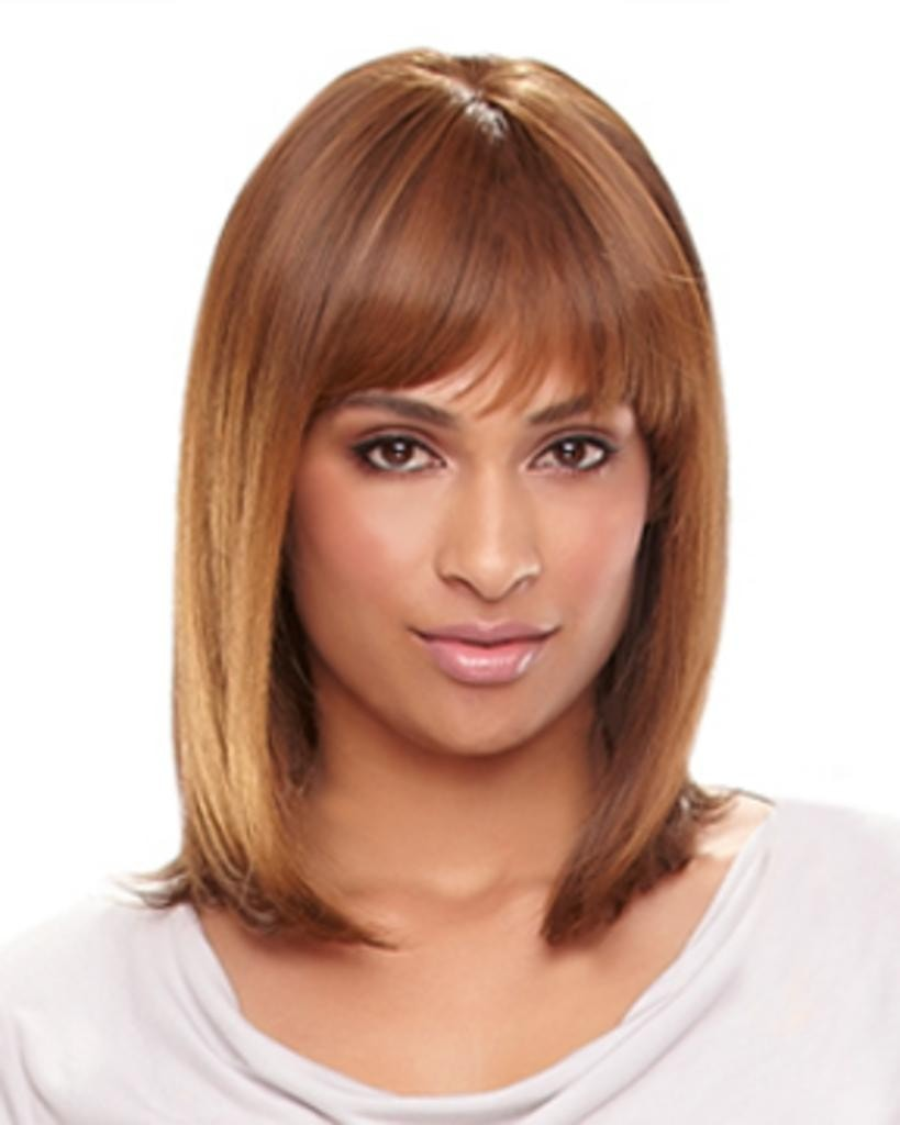 Flame Bob Cut Lace Front Monofilament by Jon Renau Wigs