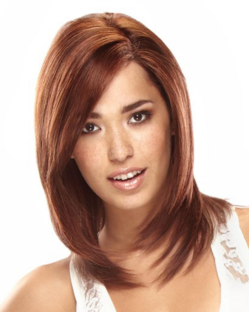 Jennifer - Smart Lace Front Human Hair Monofilament by Jon Renau Wigs