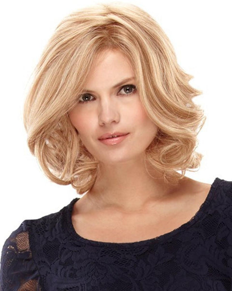 Carrie - Smart Lace Front Human Hair Monofilament by Jon Renau Wigs