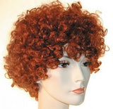Discount Annie Orphan Theatrical Curly Wig by Lacey Costume Costume Wigs