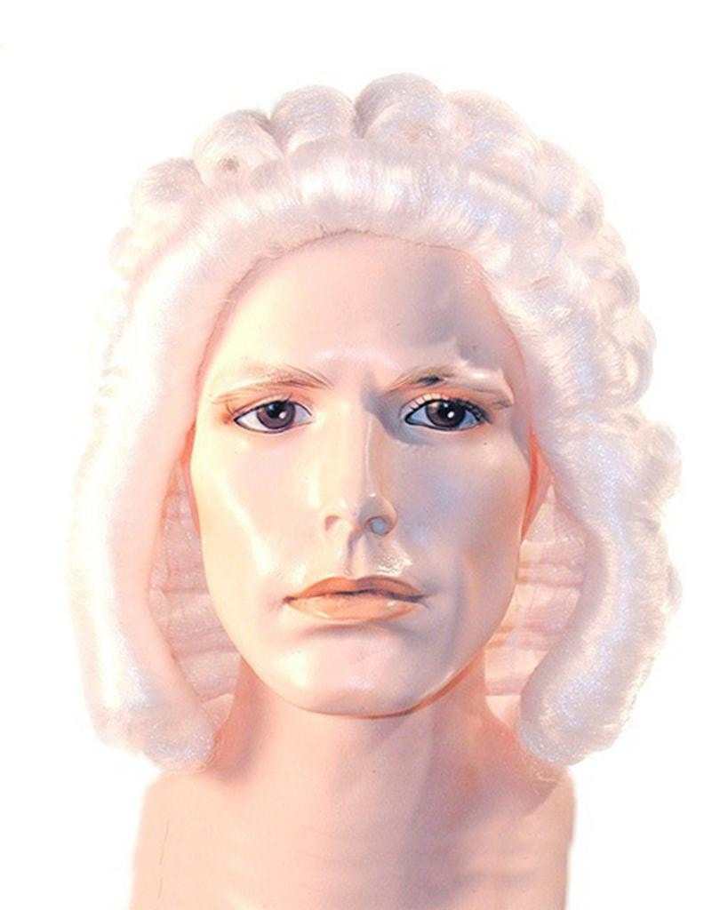 Bach B614Y Johann Sebastian Composer by Lacey Costume Costume Wigs