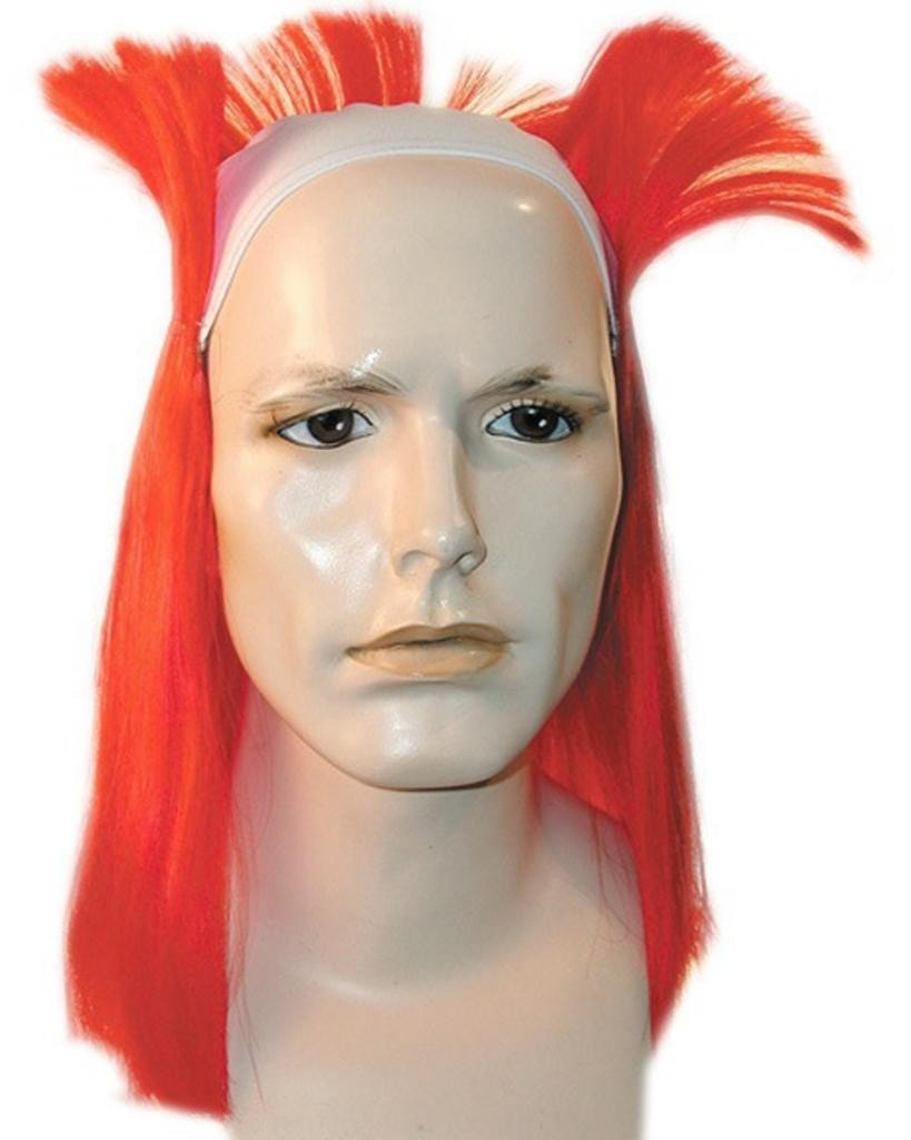Bald Jiggs Clown by Lacey Costume Costume Wigs