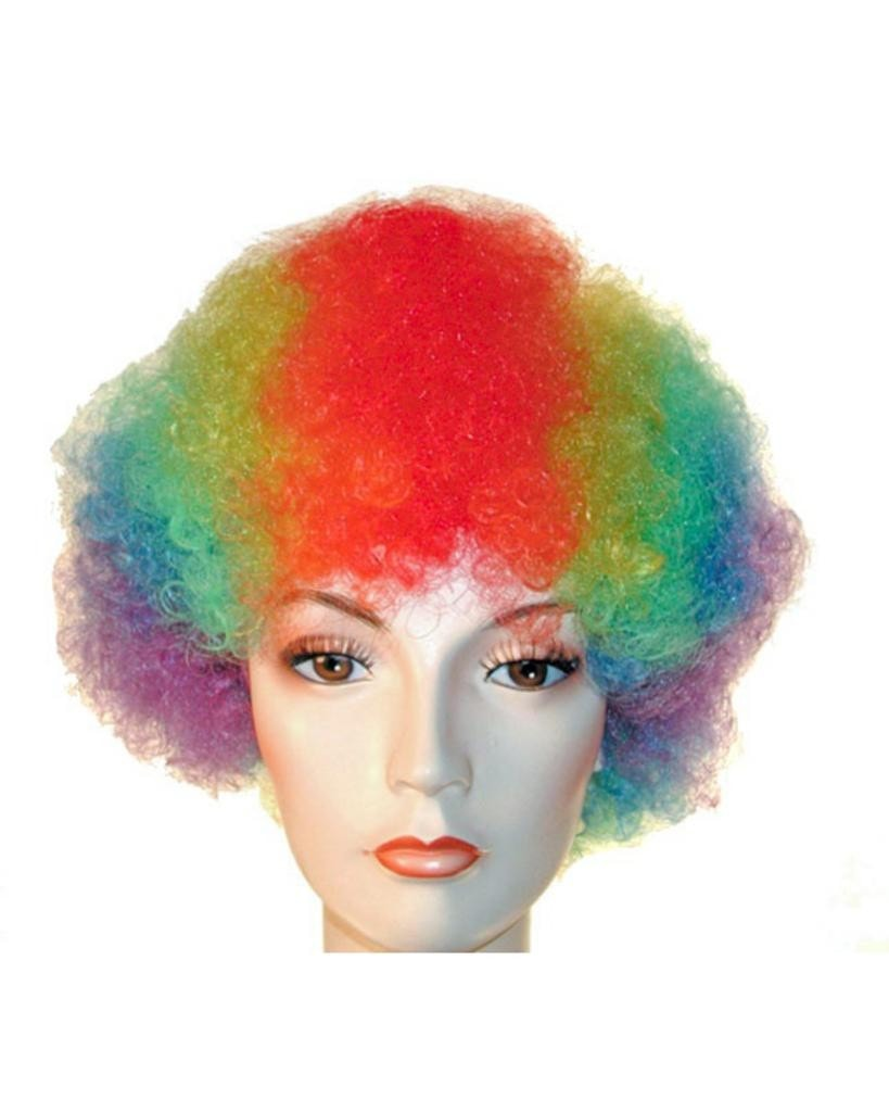 Clown Afro Bargain Version by Lacey Costume Costume Wigs