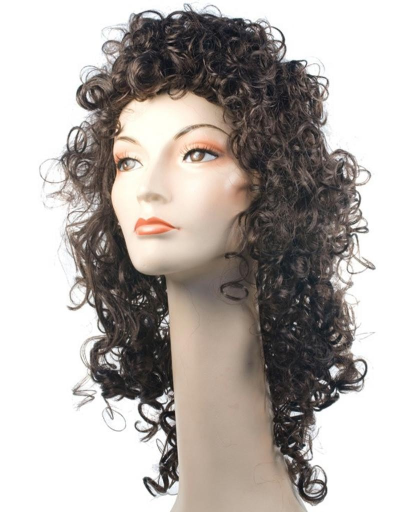 Fancy Bargain Curly by Lacey Costume Costume Wigs