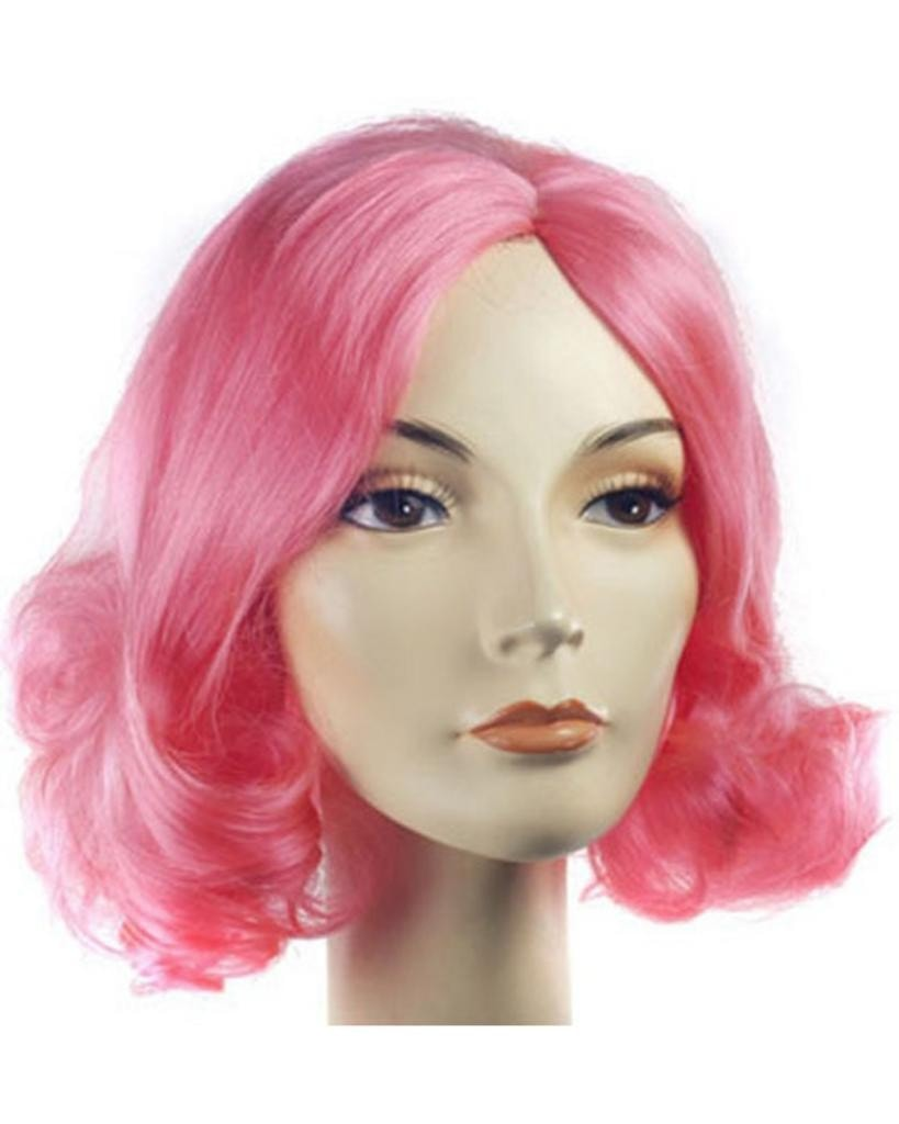 Dame Edna Longer 60s Teased Wig by Lacey Costume Costume Wigs