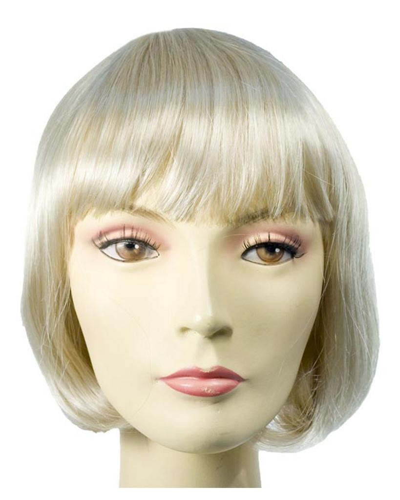 Discount China Doll Bob Anime Wig by Lacey Costume Costume Wigs