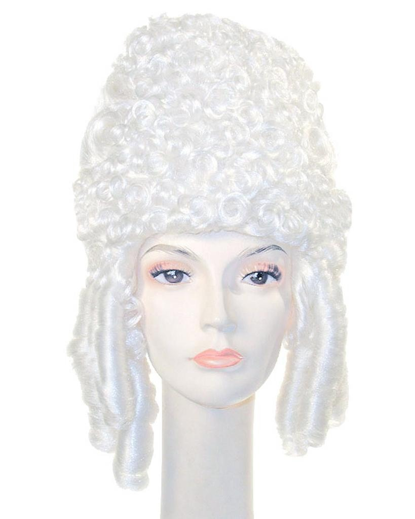 Deluxe Marie Antoinette Colonial Wig by Lacey Costume Costume Wigs