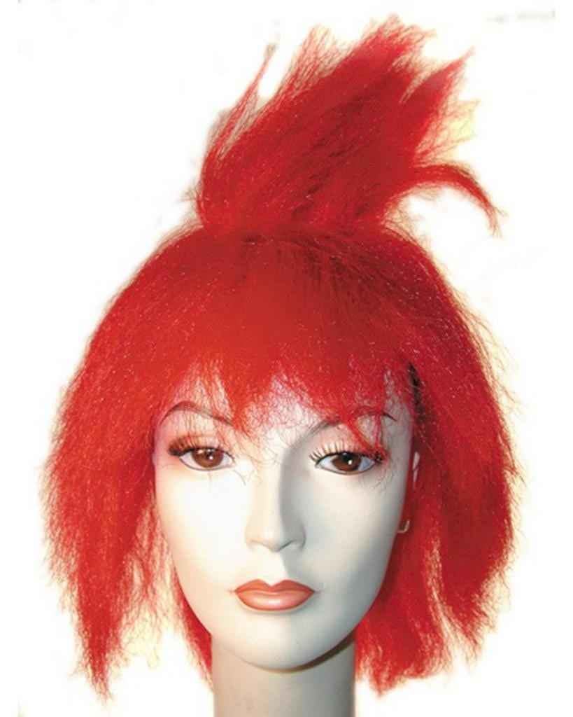 Fright Wig w/ a Flip Top by Lacey Costume Costume Wigs
