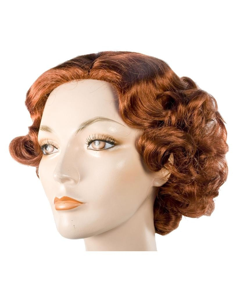 Full Fluff 1930s Starlet Movie Star  Wig by Lacey Costume Costume Wigs
