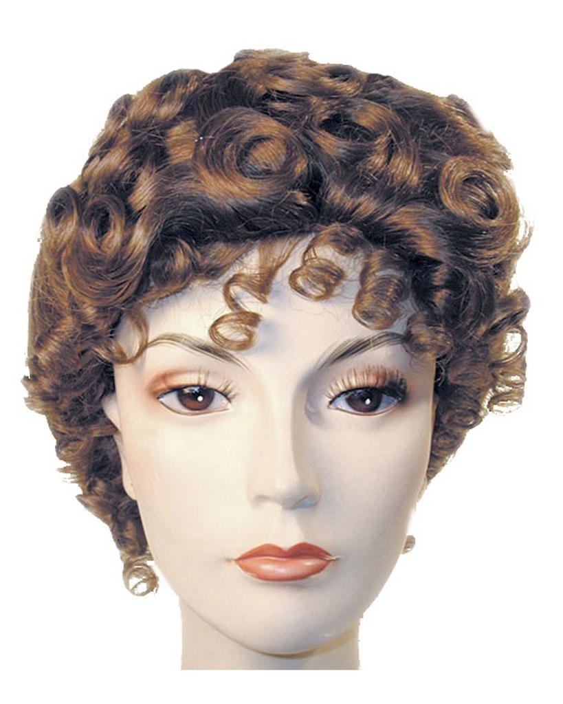 Deluxe Gibson Girl Upsweep American Beauty Wig by Lacey Costume Costume Wigs
