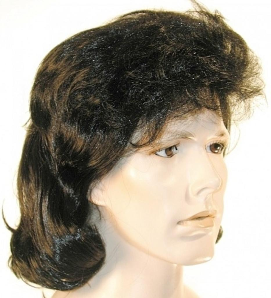 James Brown Al Sharpton Wig by Lacey Costume Costume Wigs