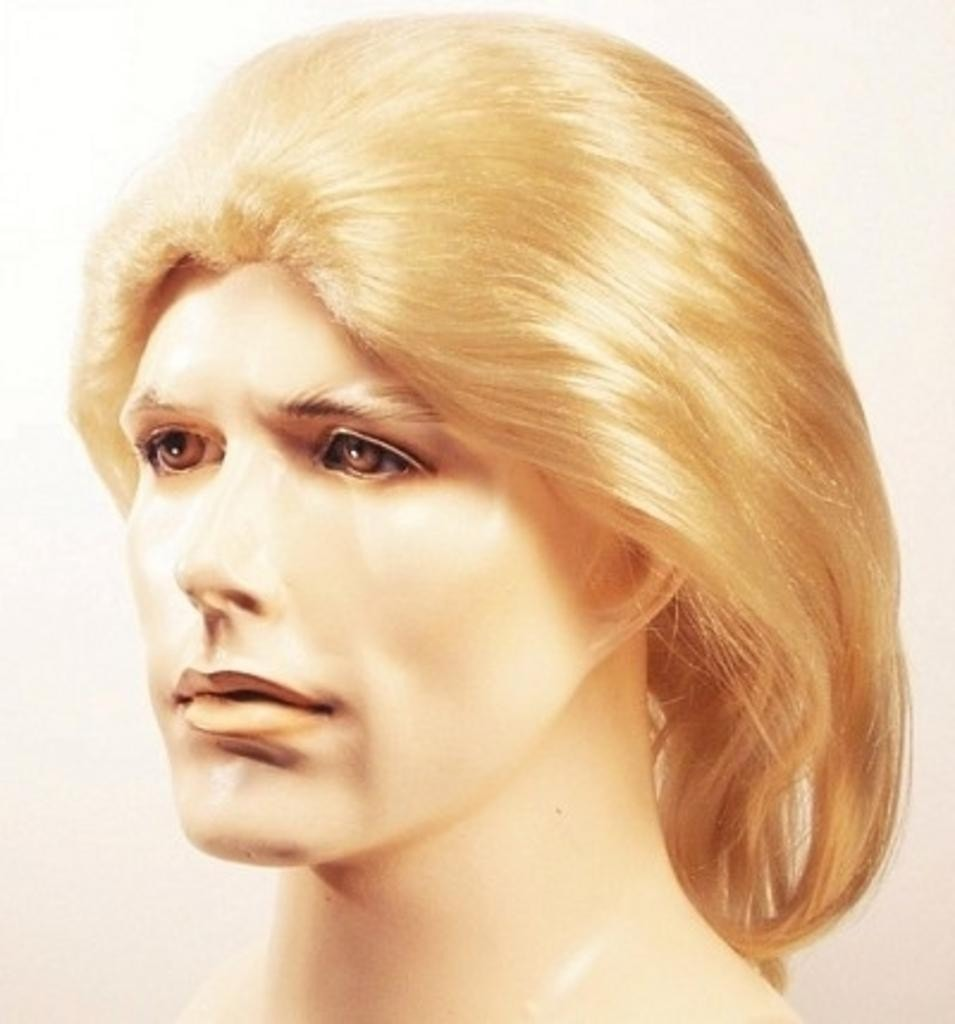 John Smith Explorer Captain Blonde Wig by Lacey Costume Costume Wigs