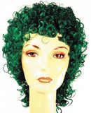 Long and Curly Clown Wig Deluxe Version by Lacey Costume Costume Wigs
