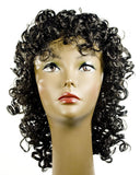Michael J New Curly by Lacey Costume Costume Wigs