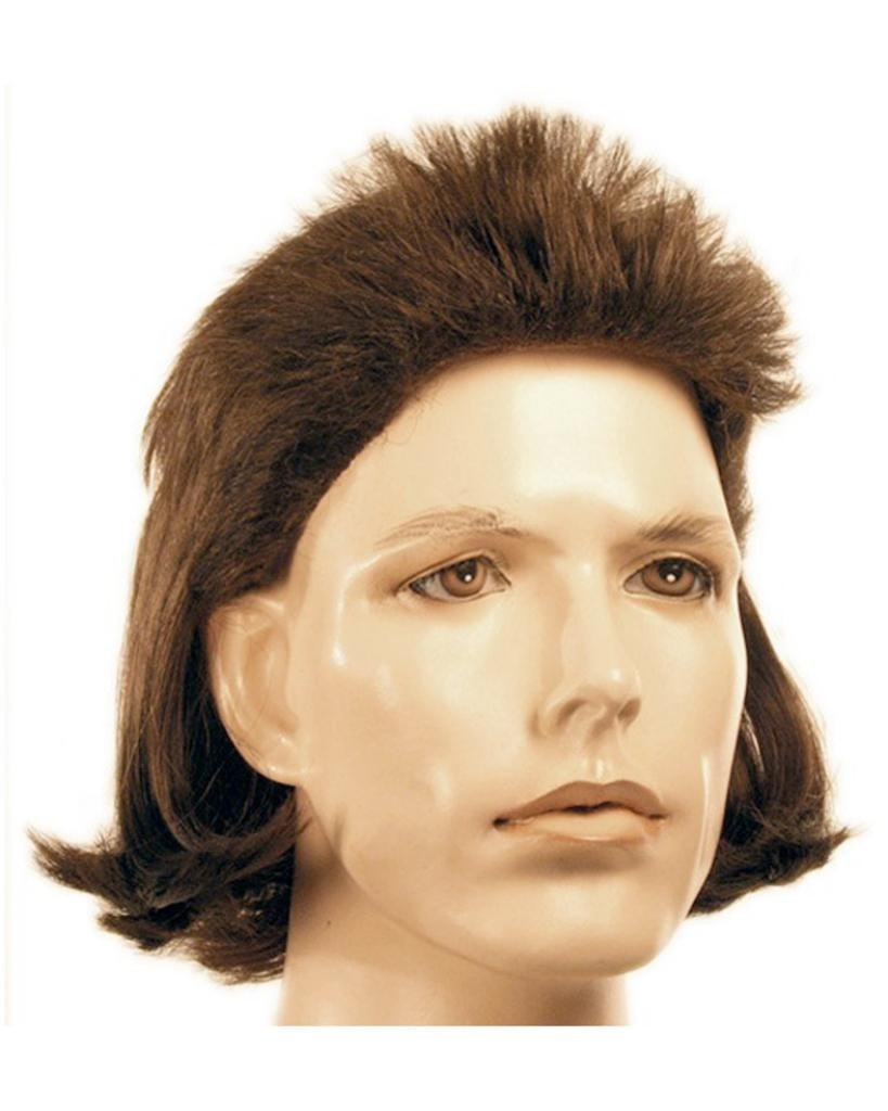 Mullet Spiky Joe Dirt by Lacey Costume Costume Wigs